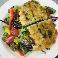 crunchy-chicken-parmesan-salad